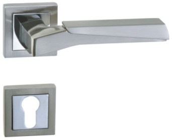 Zinc Alloy Door Handle Lock (502Q-977)