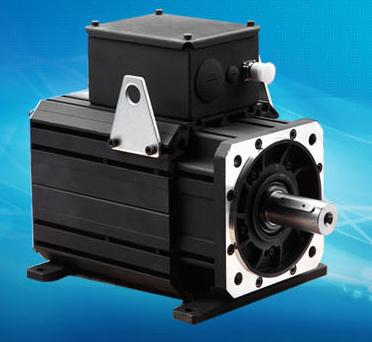 AC Permanent Magnet Servo Motor 215YS17F 40nm 1700rpm