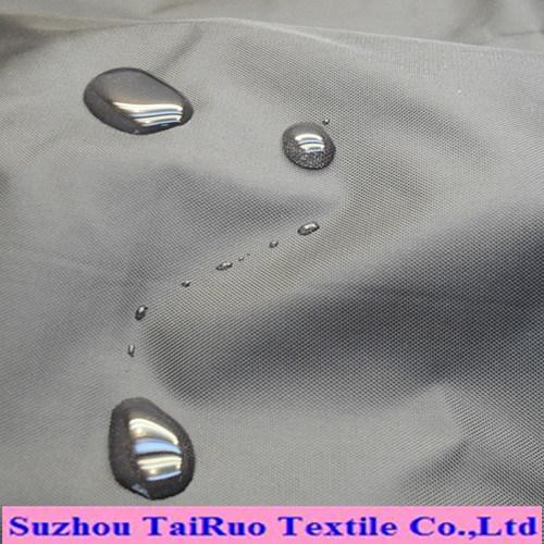 100% Nylon Taslon with Waterproof for Outdoor Sportswear Down Proof