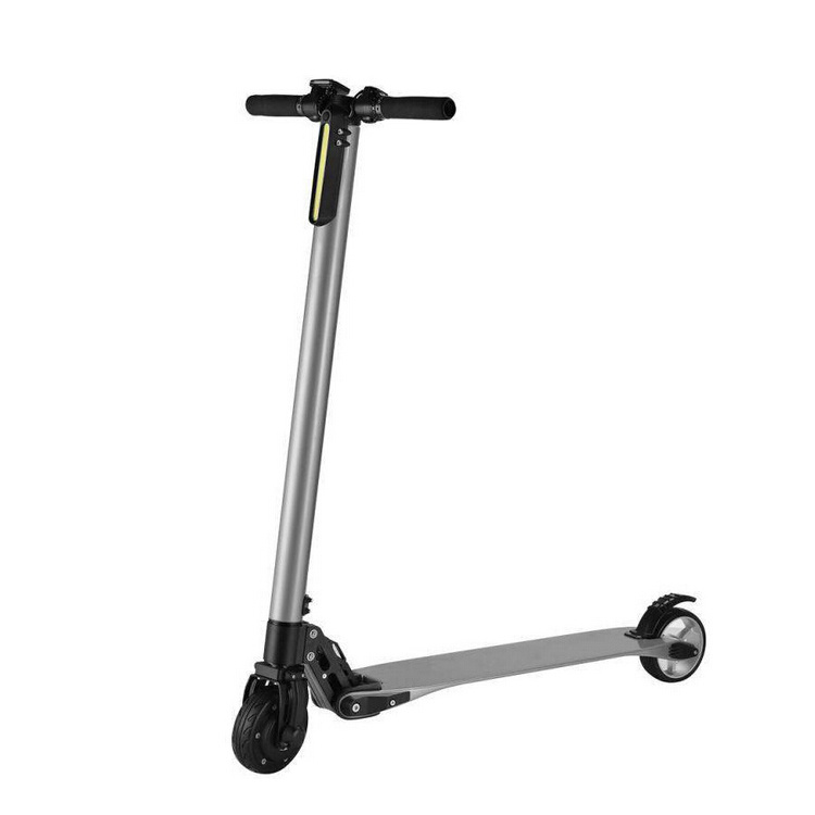 Smartek Lightest Foldable Urban Carbon Fiber Aluminum Electric Scooter Patinete Electrico S-020