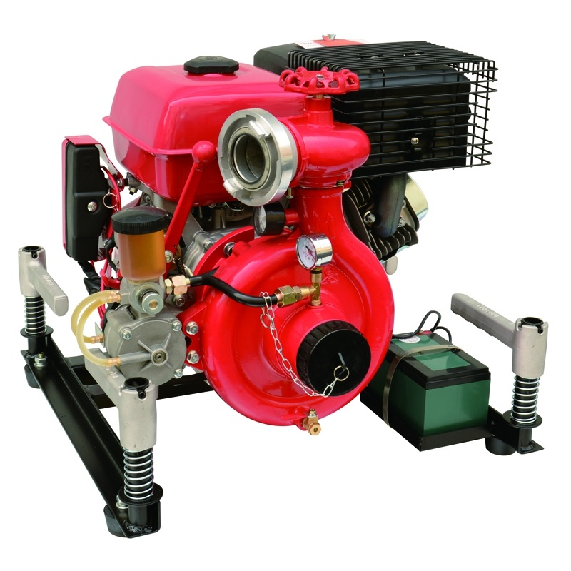 Bj-9g Fire Pump with Gasoline Engine
