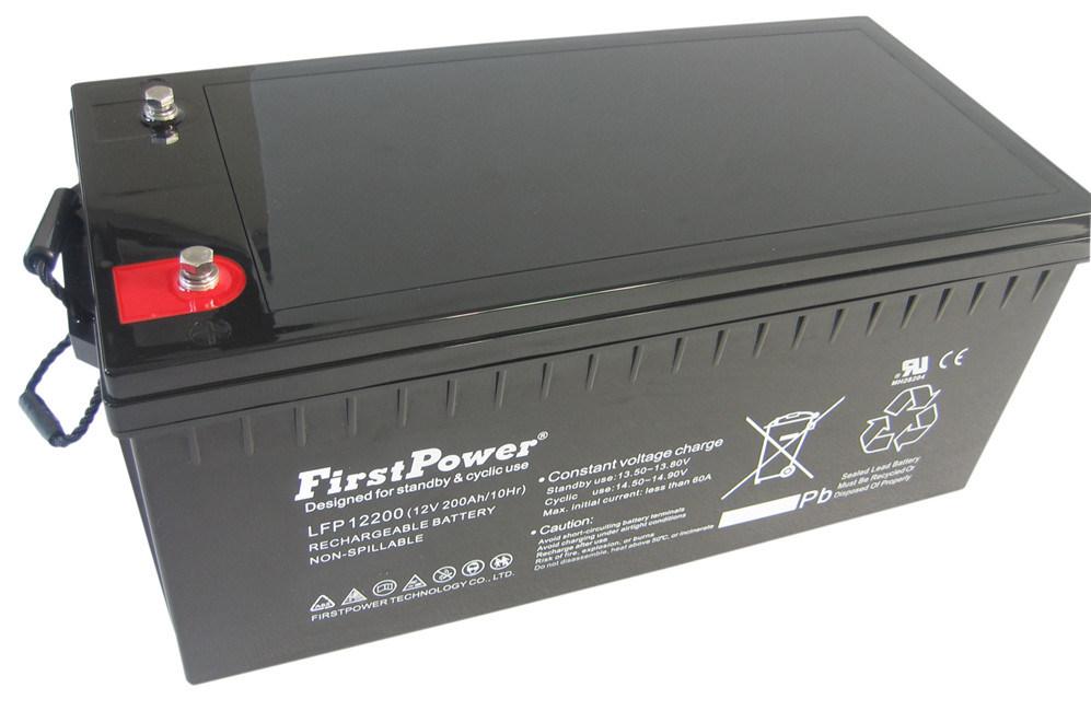 Sealed Lead Acid LFP12200 UPS Battery