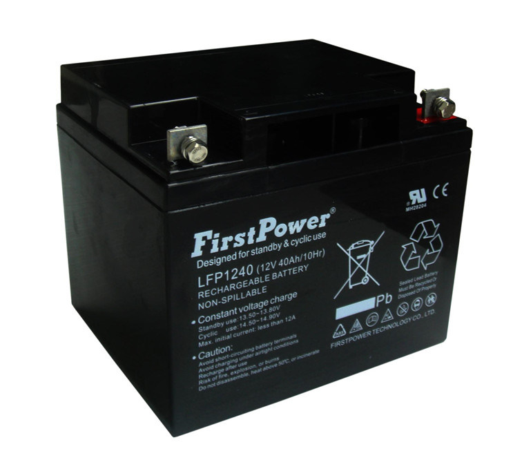 LFP1240 Sealed Lead Acid Battery