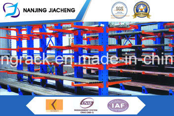 Best-Selling Warehouse Storag Steel Cantilever Rack with Powder Coating