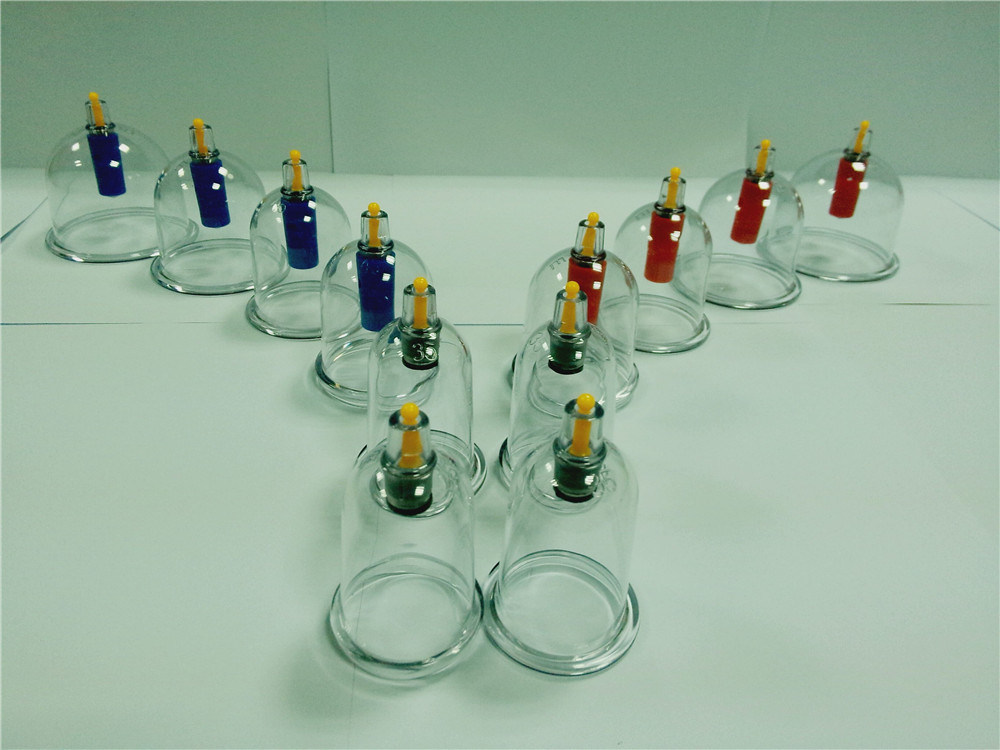 Acupunture Chinese Massage Cupping Machine