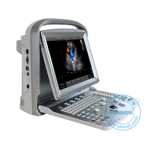 Portable Veterinary Color Doppler Ultrasound (DopScan E5V)