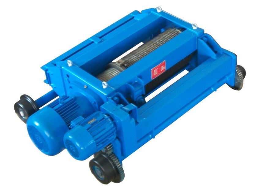 Zhs Wire Rope Hoist 4/1 Falls
