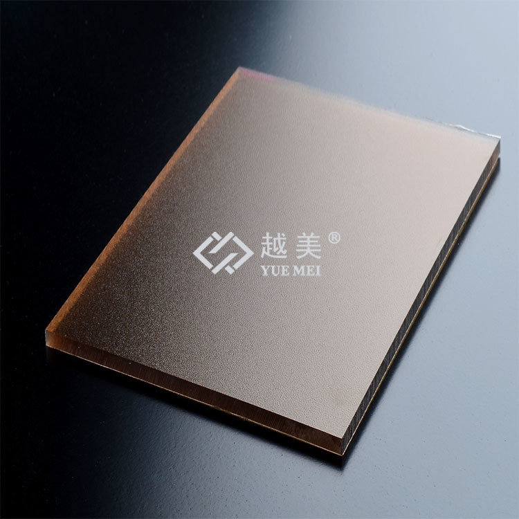 Grade a Colored Polycarbonate Embossed Sheet Price