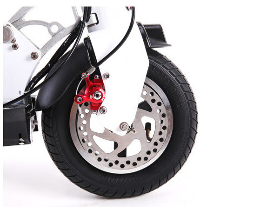 Mini Cheap Foldable Ebike Scooter with LED Head Light