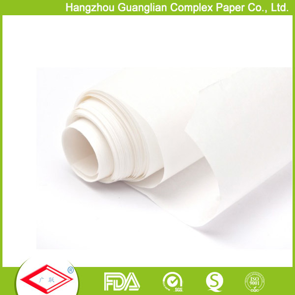 Silicone Coated Oven Safe Non-Stick Parchment Paper for Bakery