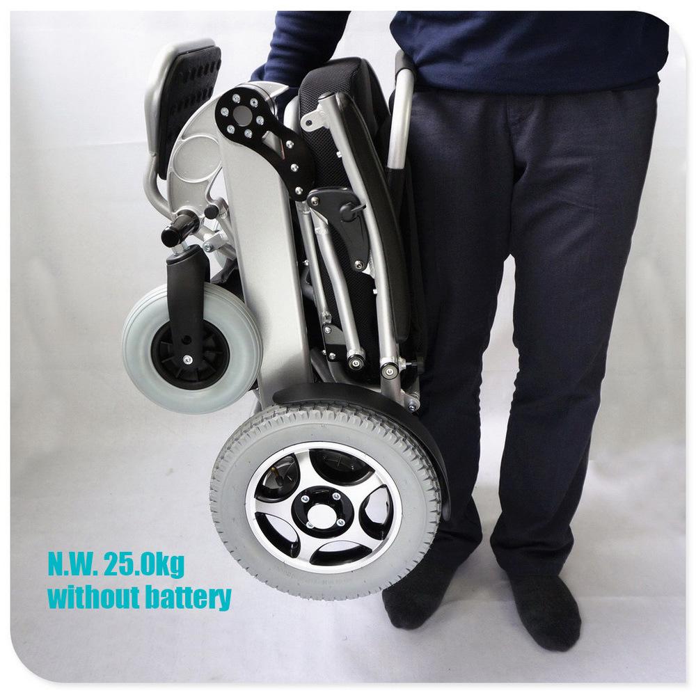 Tiny 6L Folding Electric Wheelchair