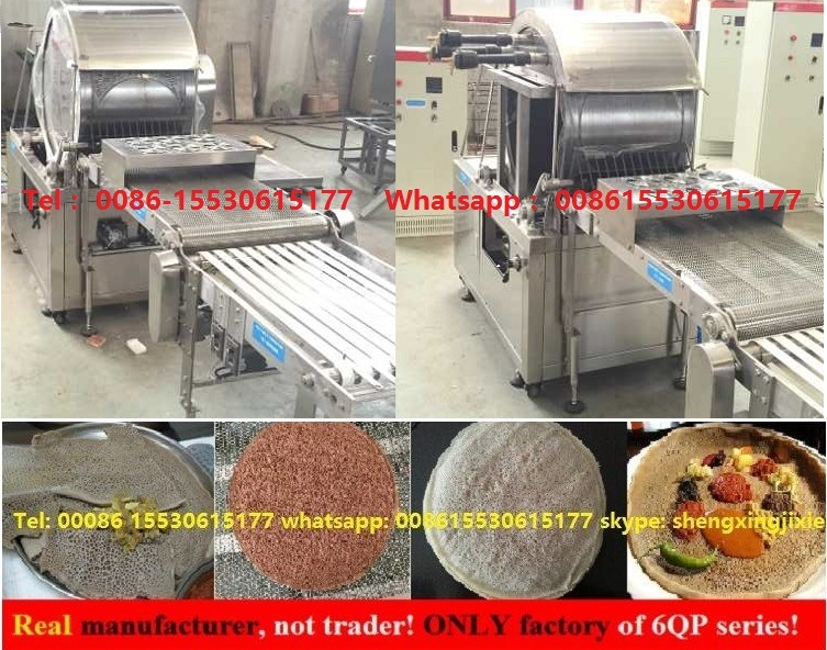 Automatic Injera Making Machine/ Canjeero Machine (manufacturer)