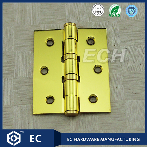 Ec Hardware Iron Brown Hinge for Wooden Door (TB001)