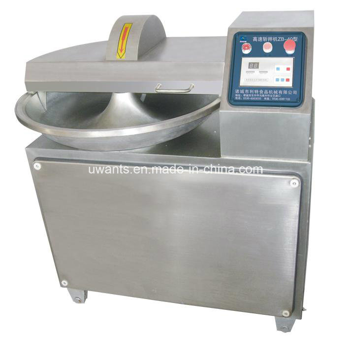 Industrial Meat and Vegetable Grinder