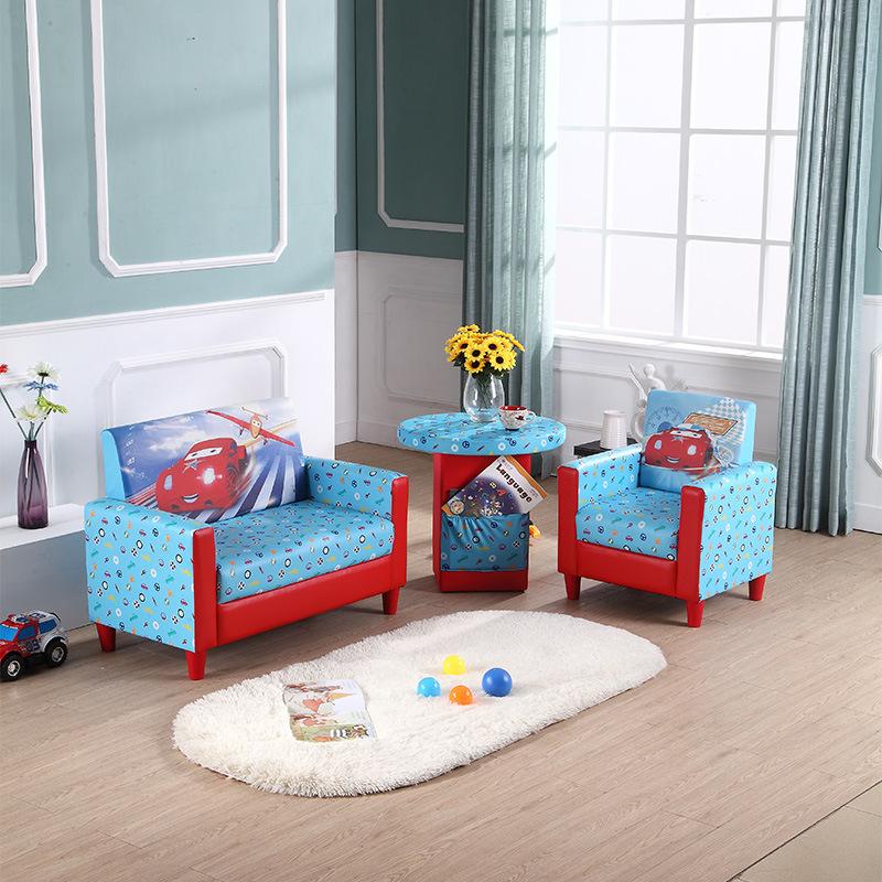 2016 New Design Car Kids Uphoslter Chair Home Sofa
