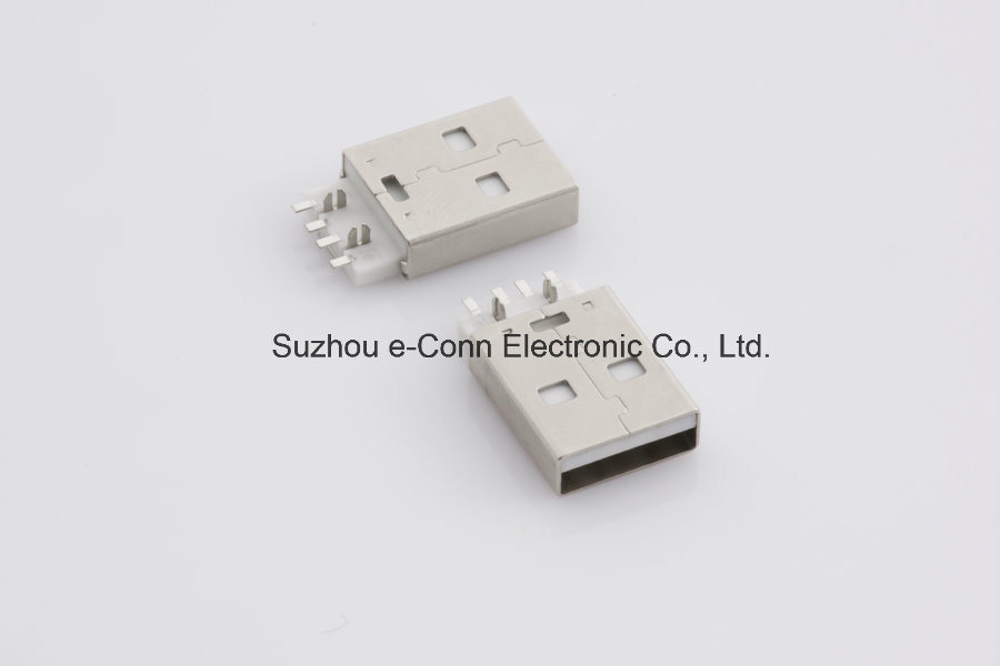 SMT USB2.0 Male/Female Connector Surface Mount