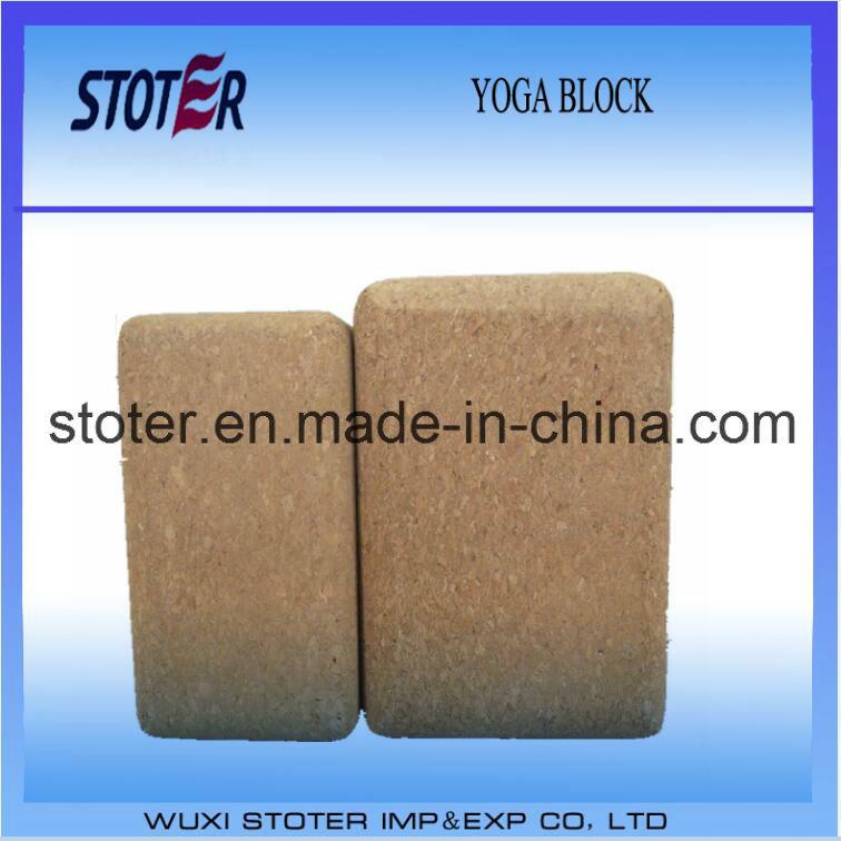 Fitness Nature Wooden Yoga Blocks