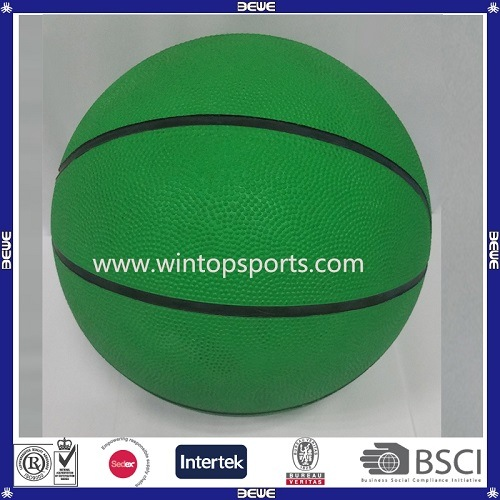on Sale Promotional OEM Colorful Basketballs for Entertainment
