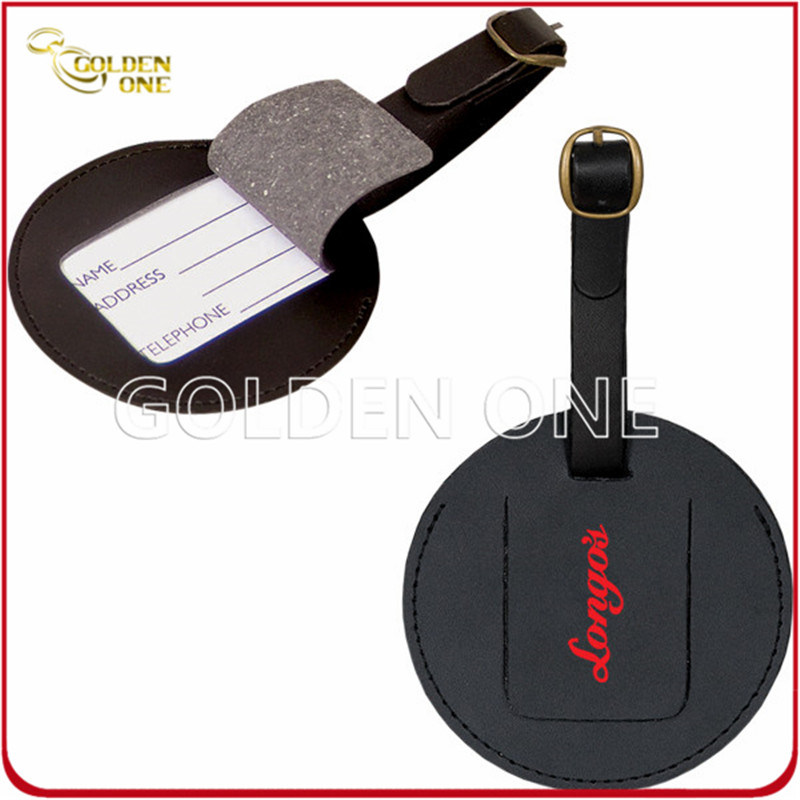 Novel Design Embossed Soft PVC Luggage Tag