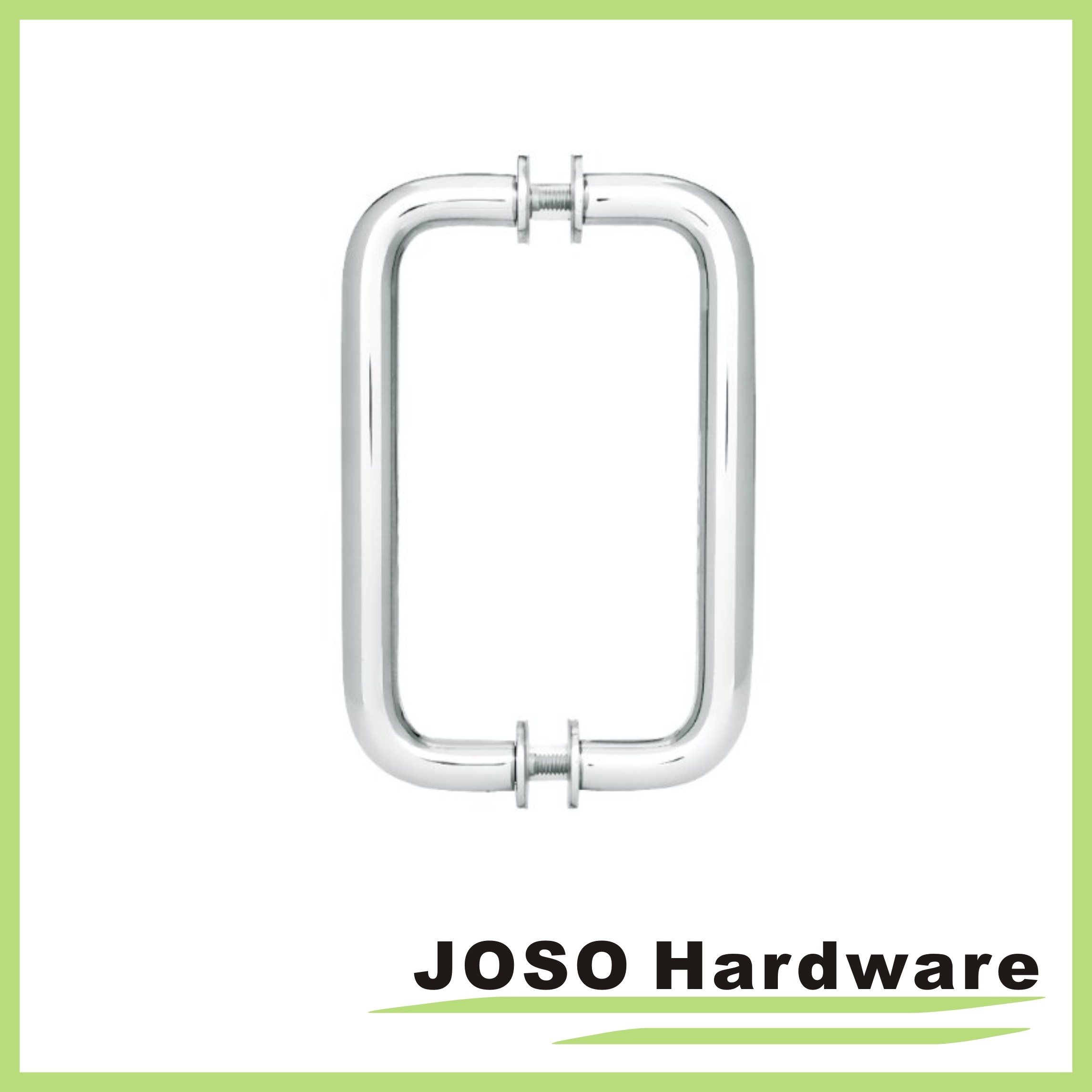 6inch Back-to-Back Stainless Steel Shower Door Pull Handle