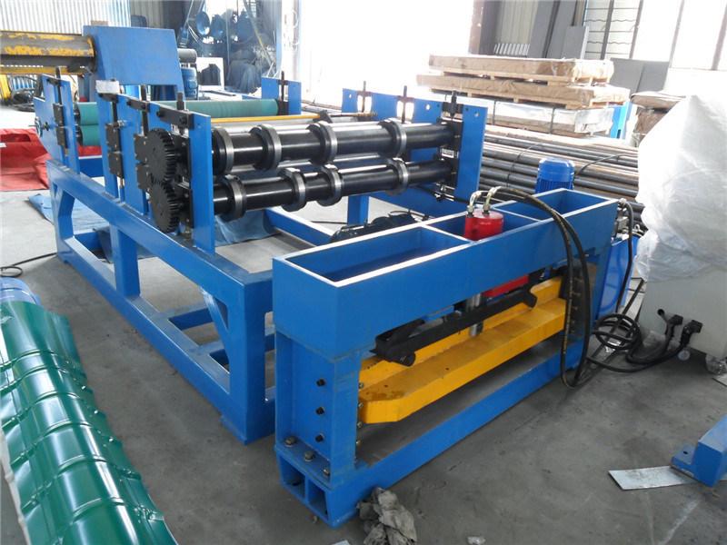 Steel Plate Hydraulic Cutting Machine/Slitting Forming Machine