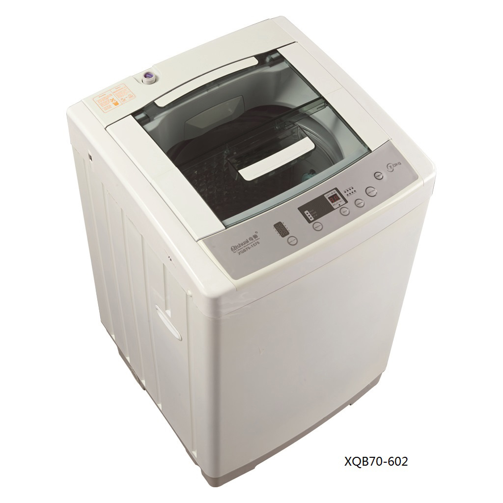 7.0kg Fully Atuo Washing Machine (plastic body/ lid) XQB70-602