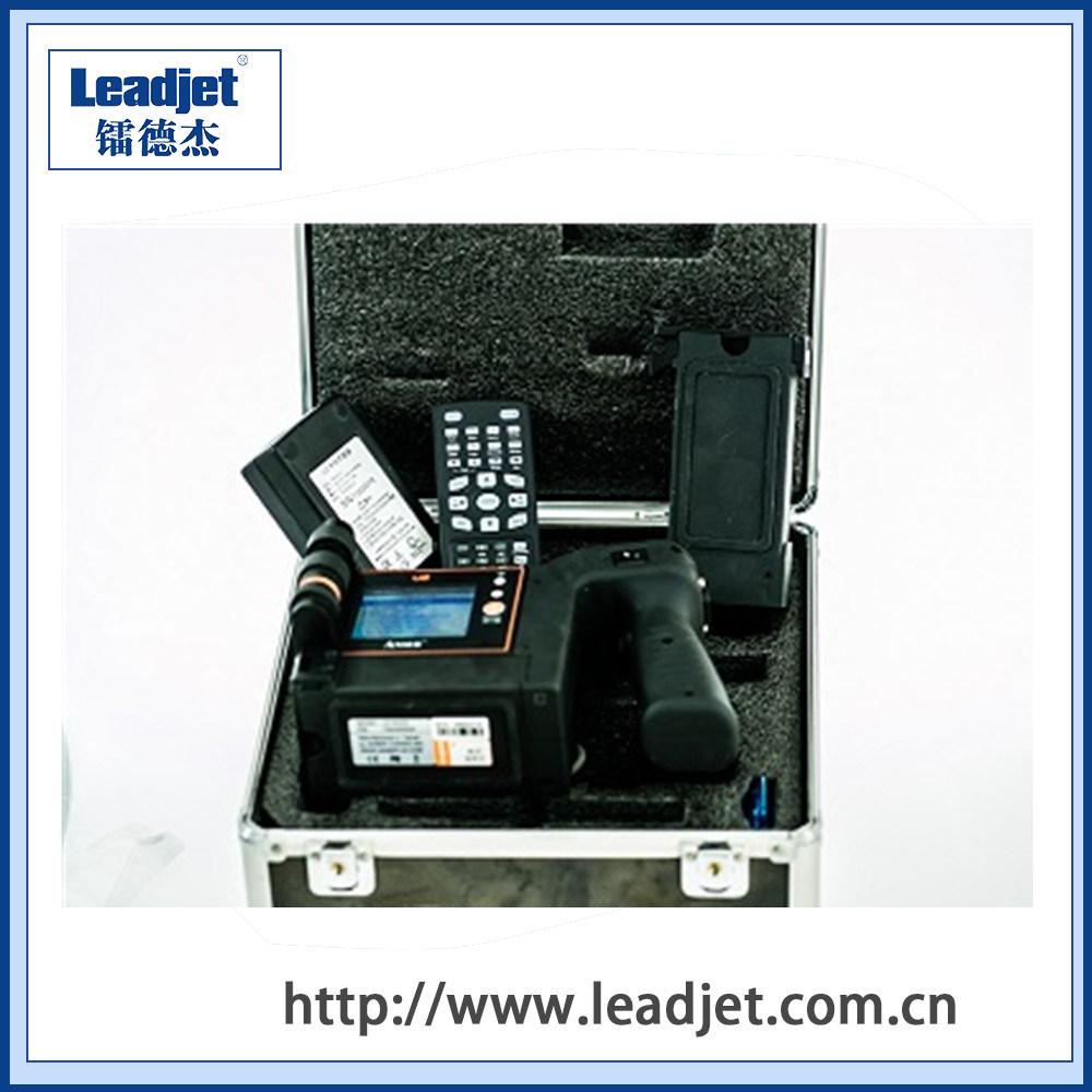 The Lightest Handheld Expiry Date Code Printer