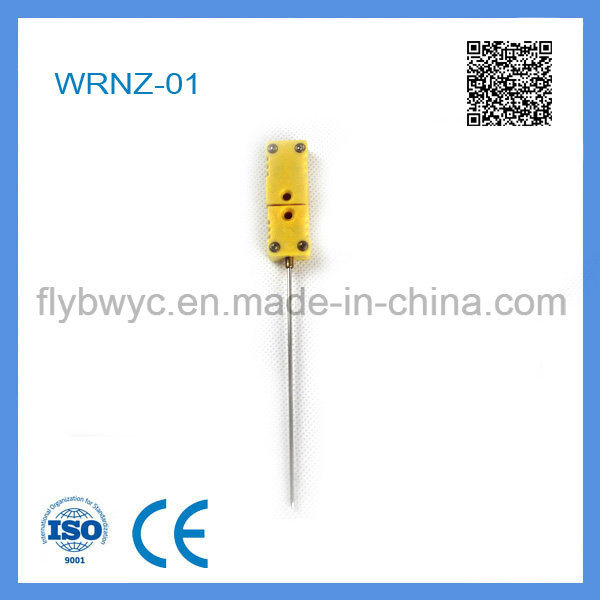 Wrnz-01 Sharp Tip with Plug Probe Thermocouple