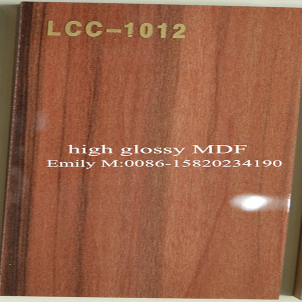 Home Furniture UV MDF Board (LCC-1005)