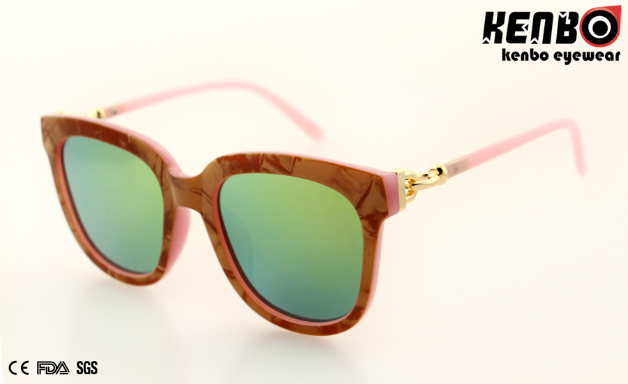 New Design Fashion Plastic Sunglasses for Accessory CE FDA Kp50873