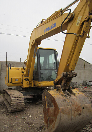 Used Komatsu PC60-7 Original Japan Machinery