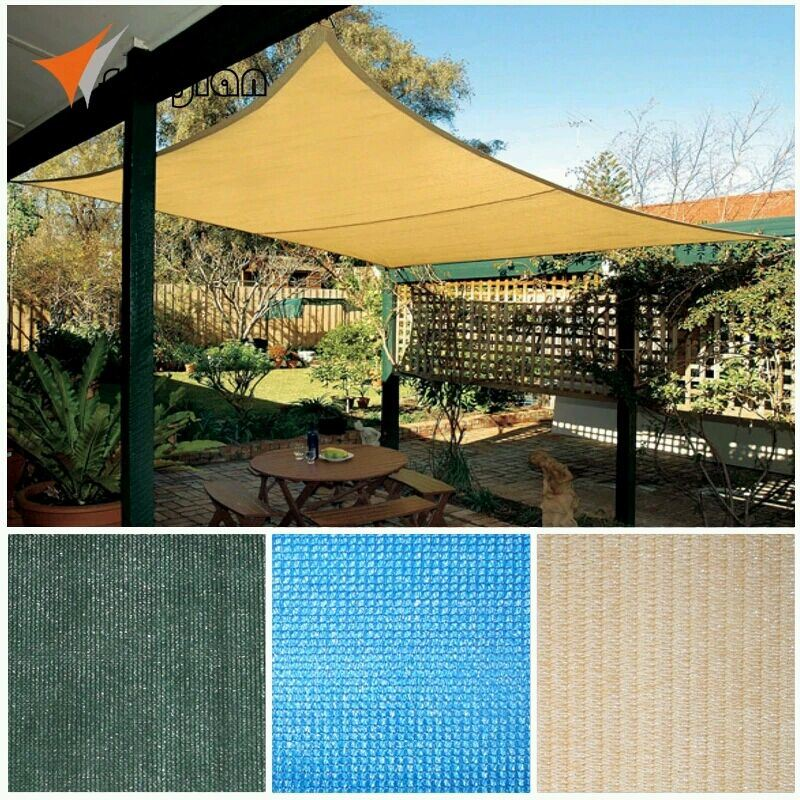 High Quality 100% New HDPE Fabric Sun Shade Sail for Outdoor Shading (Manufacturer)