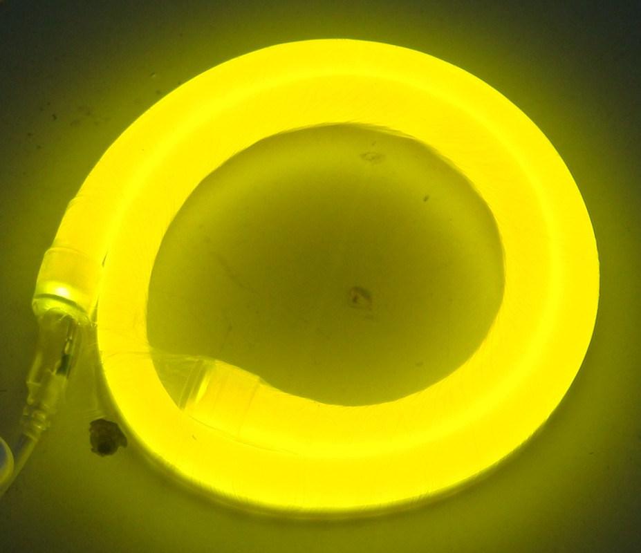 Energy Saving Outdoor IP65 LED Decoration Neon Flex