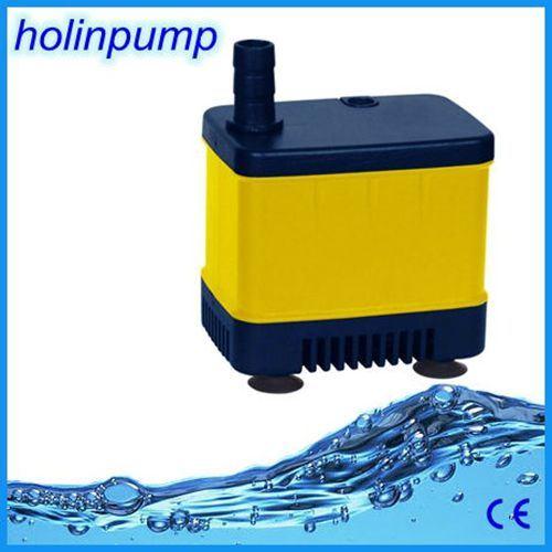 Aquarium Submersible Fountain Garden Pond Water Pump (Hl-2000u) Underwater Pump