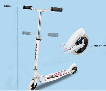 2017 New Design Adult Kick Scooter (BX-2MBA-200)
