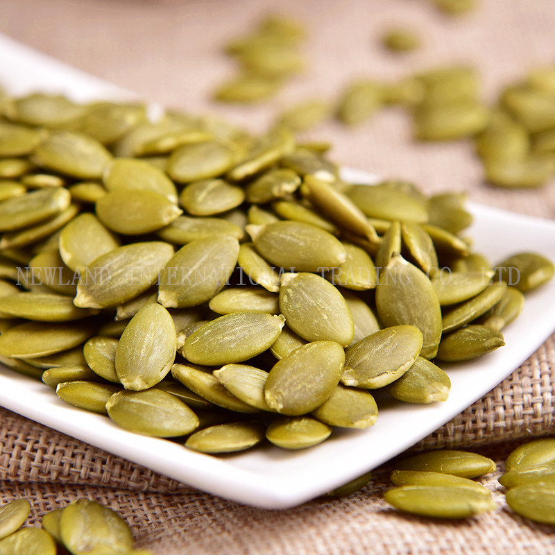 Shine Skin Pumpkin Seed Kernels with Quality AA and Organic for Bakery