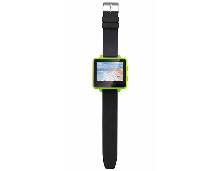 697909-5.8g Fpv Watch Wearable Receiver for Real-Time Transmission 2.6 Inch LCD Screen