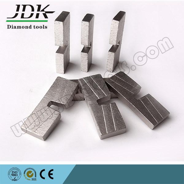 Sharp U Brazed Diamond Saw Blade for Granite Cutting