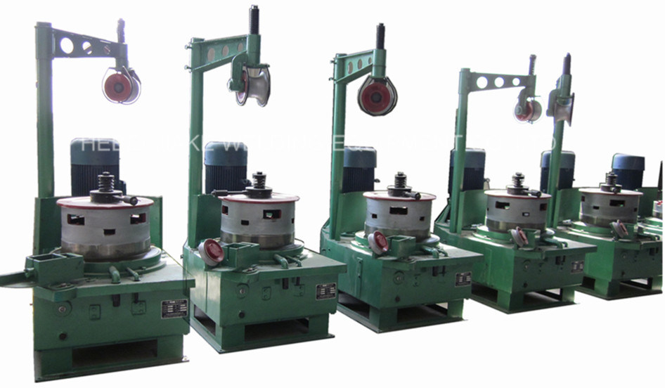 Factory Sales Pulley Wire Drawing Machine 560 with High Quality