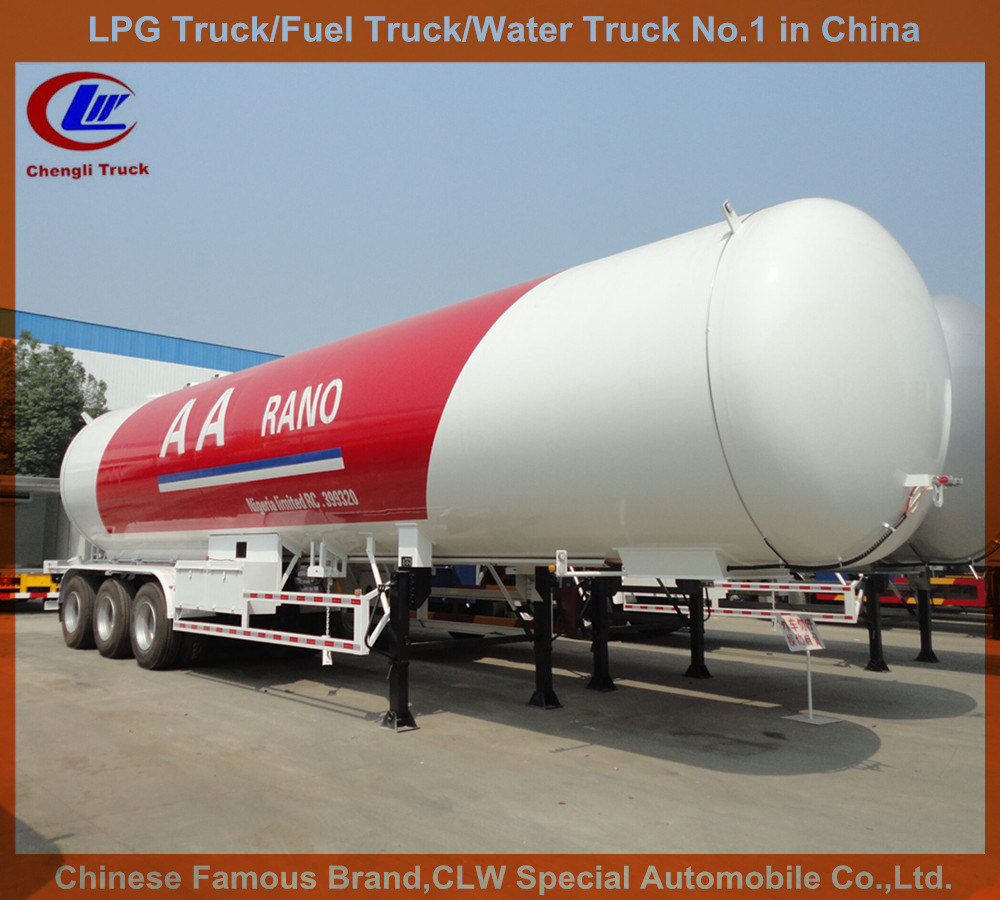 Rochester 30t LPG Mobile Tank for 60m3 LPG Delivery Truck
