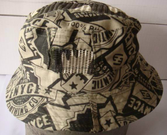Camouflage Baseball Bucket Cap/Hat, Sports Floppy Hat