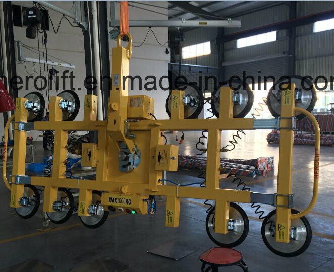 Capacity 1ton Vacuum Glass Lifter/Glass Loading Equipment