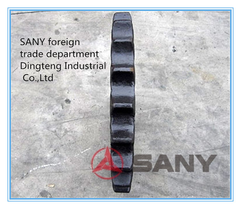 The Sany Excavator Parts Sprocket for Sany Hydraulic Excavator