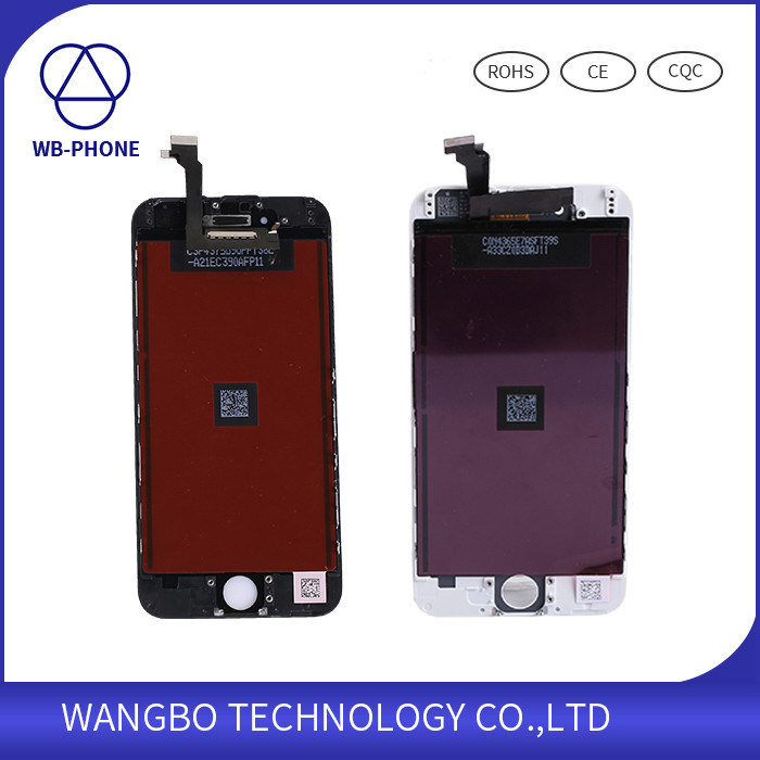 Hot Sale Mobile Phone LCD Screen for iPhone 6 Touch Display Assembly