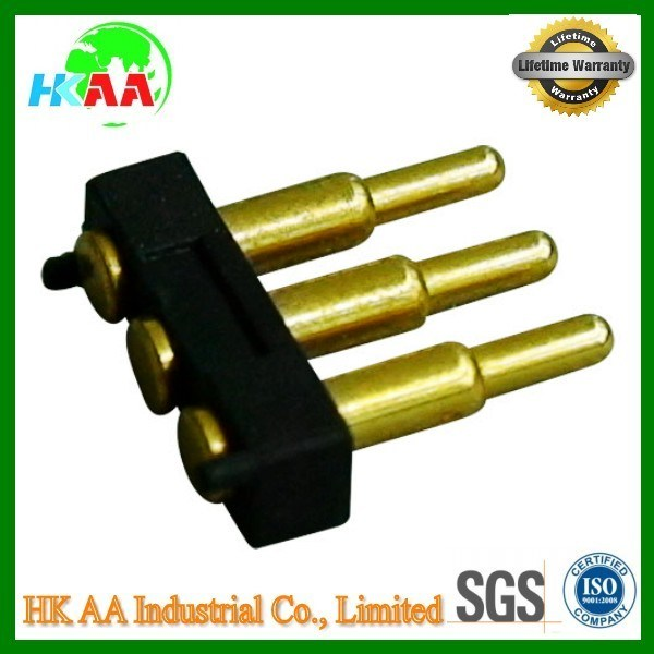 Custom Design Brass Pogo Pin Connector Made in China