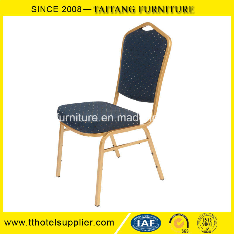 Model Stacking Metal Hotel Furniture