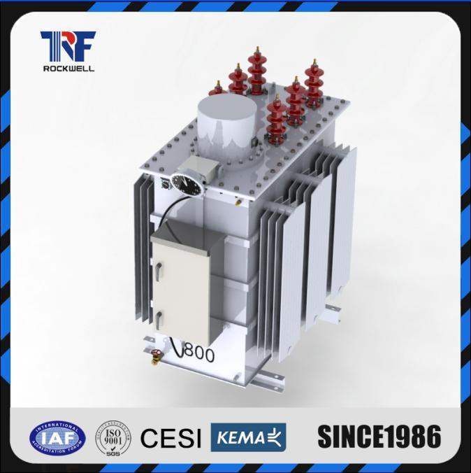 7.6kv 13.8kv 19.9kv Single Phase Voltage Regualtor 32steps Auto Transformer