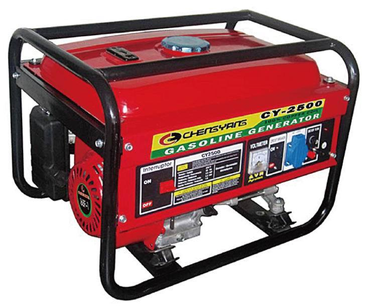 Recoil / Electric Gasoline Generator (CY-2200)