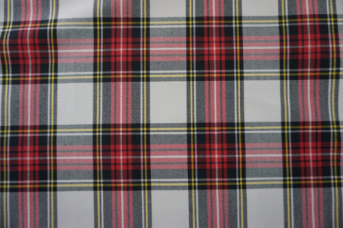 Wool Fabric for Suiting 50W50p Tweed