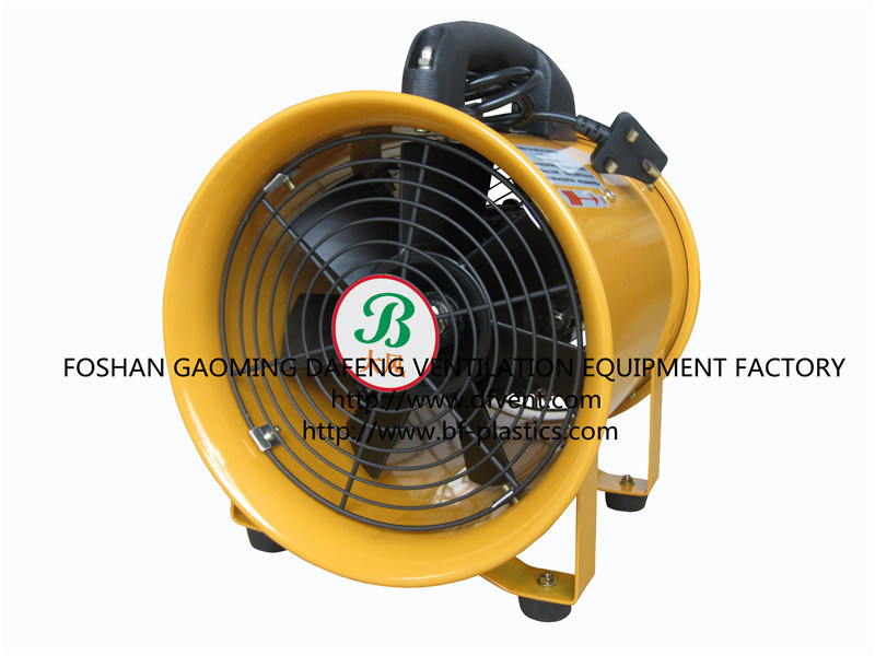 Portable Exhaust Fans : China mm v hz portable blower exhaust fan